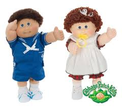 cabbage patch baby dolls