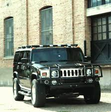 hummer armored