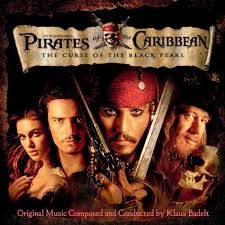 pirates of the caribbean score