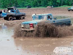 best mudding truck