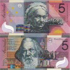 5 dollar notes