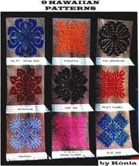 hawaiian quilts patterns