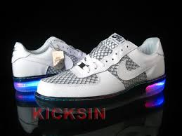 light up air force ones