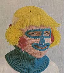 knit ski mask