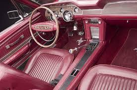 1968 390 cid v8 ford mustangs