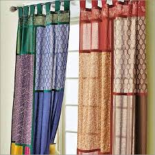 funky curtains