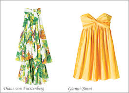 dresses spring summer 2009
