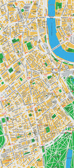 map of london center