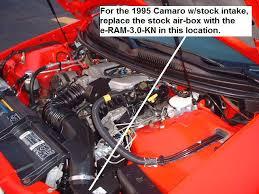 95 camaro engine