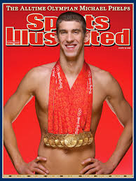 sports illustrated phelps