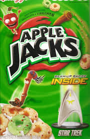 apple jack cereal