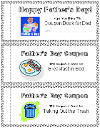 homemade coupon books