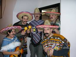 mexican dress up