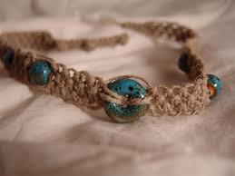 how to make hemp jewelry