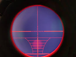 illuminated scope