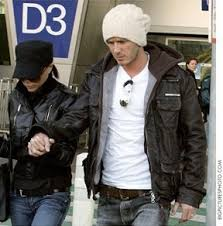 david beckham clothing style