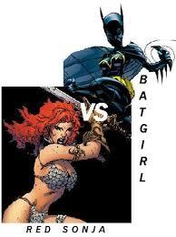 batgirl stripped