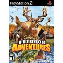 hunting game for ps2
