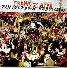 Frank Zappa - Tinsel Town Rebellion