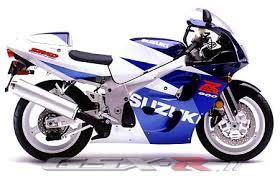 1998 suzuki gsxr600