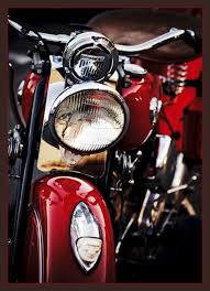 antique indian motorcycles