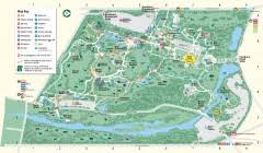 map of the bronx zoo