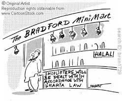Sharia Law cartoon 3 - search
