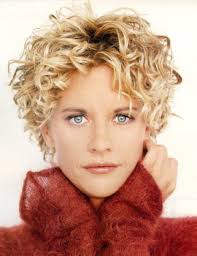 meg ryan short curly hair
