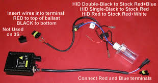 hid wiring