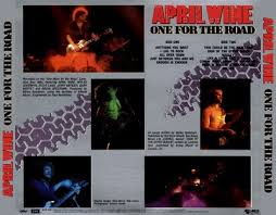 April Wine - One For The Road