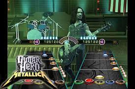guitar hero metallica kit