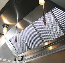 commercial cooking hoods
