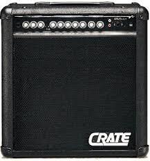 crate bass amplifier