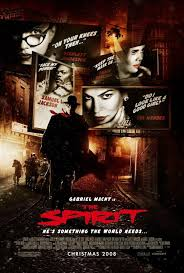 the spirit movie posters