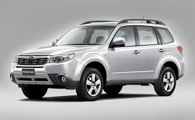 2008 subaru forester pictures