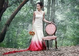 costume wedding dress