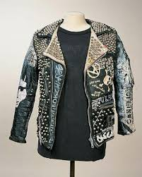 leather punk jackets