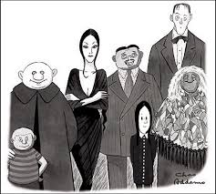 addams family comics