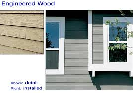 composite wood siding