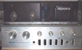 dynaco amplifier