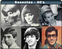 peinados de los 60
