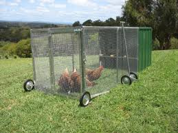 chicken tractor designs