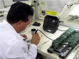 manufacturing electronic