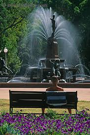 big water fountains