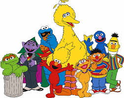 childrens television characters