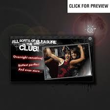 club templates
