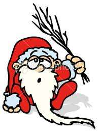 cartoon pictures of santa clause