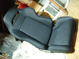 eclipse racing seat