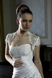 lace wedding shrug