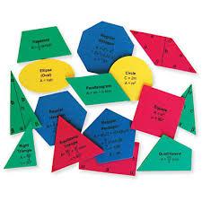 geometric shape worksheets